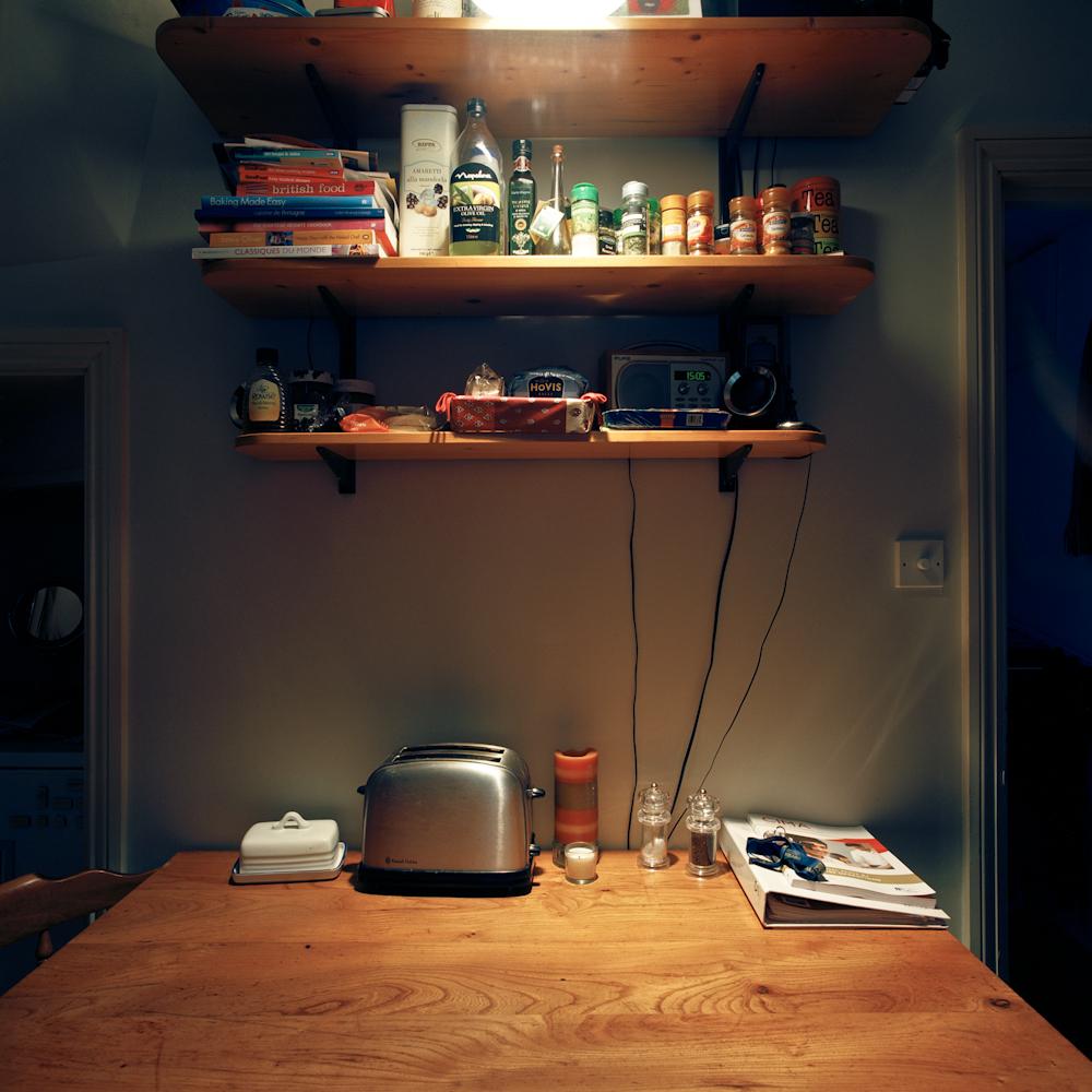 Yann - kitchen