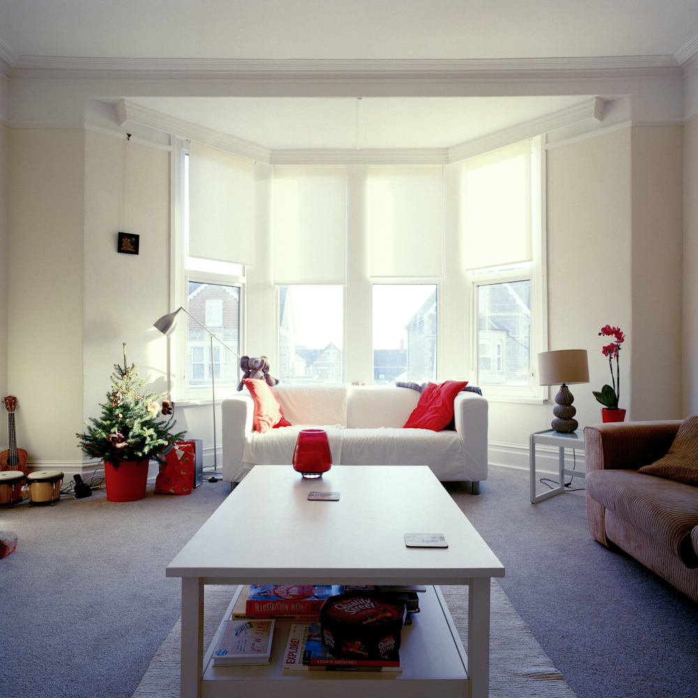 Julien - living room